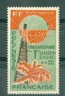 POLYNESIE - P A  N° 16** MNH LUXE FRAICHEUR POSTALE - Unused Stamps