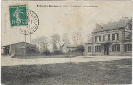 60 Fontaine-bonneleau  La Gare Et Ses Dependances - Altri Comuni
