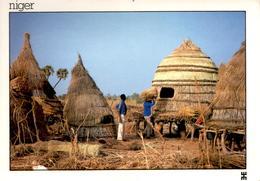 Boyenda : Sur La Route De Say - La Rentrée Du Petit Mil En Bottes - Niger