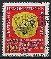 1959 - DDR - Michel 686 - Y&T 401 [OSS] - [6] Democratic Republic