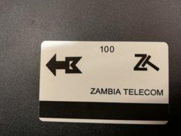 ZAMBIA MAGNET  CARD     Fine Used Card  ** 812** - Zambia