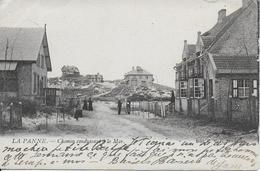 LA PANNE ..-- Chemin Vers La Mer . 1903 Vers WIMEREUX . Voir Verso . - De Panne
