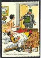 CPSM Chaperon Non Circulé édition PICARD 1164 érotisme Nude Cocu - Chaperon, Jean