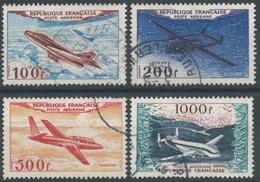 Lot N°54433   N°30-31-32-33, Oblit Cachet à Date - Poste Aérienne
