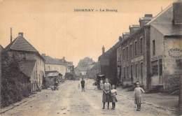 71 - IGORNAY : Le Bourg ( Animation - Commerces - Auberge - Epicerie / Charcuterie ) CPA Village (540 H) Saône Et Loire - France