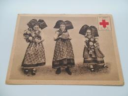 CROIX ROUGE FRANCAISE ALSACE WWII - Croix-Rouge