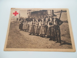 CROIX ROUGE FRANCAISE ALSACE 08/08/1945 - Croix-Rouge