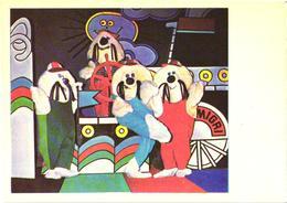 Kids Singing TV Show Vigri-Migri, Moscow Olympic Regatta Mascot Vigri, 1980 - Cumpleaños