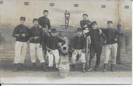 Photocpa-47ème Régiment-Schmidt-Filler-Charlot-Chatelain-Bernard-Toitot-Rupion-Laurens 1910 - Guerra, Militari