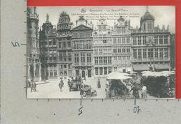 CARTOLINA NV BELGIO - BRUXELLES - Grand Place - 9 X 14 - Monumenti, Edifici