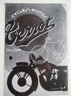"""Vélo & Moto  """"  TERROT Dijon  """" - Coupure De Presse De 1931 - Motos"""