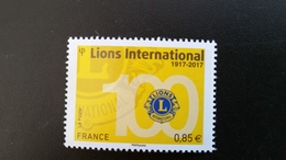 France Timbre Neuf N° 5152 -Lions International -  Année 2017 - Unused Stamps