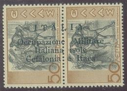ITALIA - CEFALONIA E ITACA  SASS. 15 NUOVO - Cefalonia & Itaca