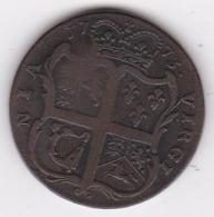 Etats Unis. Colonial Virginia Halfpenny 1773 Georges III - Émissions Pré-Fédérales