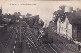 1184...Meaux   La Gare - Meaux