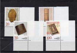 CHINE 1996 ** - Nuovi