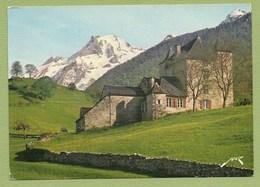 64 Château D Espalungue Laruns Env D'Eau Bonne Oloron Sainte Marie Arudy - Laruns
