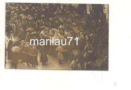 P1143 Lazio ROMA Funerale Maresciallo D'Italia AUBRY 17-2-1912 Viaggiata Fotografica - Altri