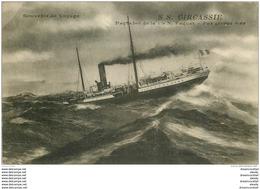 TRANSPORTS. Navires Et Bateaux. Paquebot Circassie 1921 - Paquebots