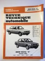 RTA BMW Série 3 - Auto
