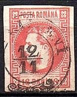 1868 Very Fine     (205) - 1858-1880 Fürstentum Moldau