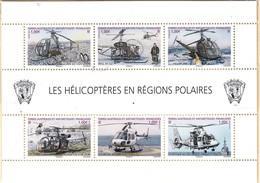 France TAAF 2013 Feuillet YT F654 Neuf - Blocks & Sheetlets