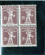 CG23 - 1909/33 Svizzera - Figlio Di Guglielmo Tell - Unused Stamps