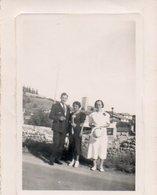 Gr03V  04 Riez Photo D'un Coin De La Ville En 1937 - Autres Communes
