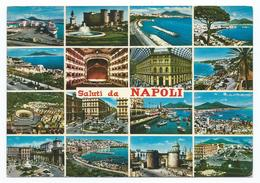 "ESTADIO - STADIUM - STADE - STADIO - STADION.- "" SAN PAOLO "" .- NAPOLI.- ( ITALIA ) - Stadi"