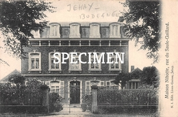 Maison Nihotte Rue Du Saule-Gaillard -  Jehay-Bodegnée - Amay