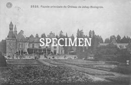 2525 Façade Principale Du Château De Jehay-Bodegnée - Amay