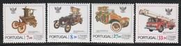 PORTUGAL - N°1522/5 ** (1981) Sapeur-Pompier - 1910-... República