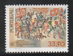 PORTUGAL - N°1543 ** (1982) Europa - 1910-... República