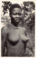 Tchad - Type De Jeune Fille Sara Aux Seins Nus - Ed.R. Pauleau 285. - Ciad