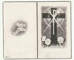 Doodsprentje Maria Philomena LEYSEN Echtg. Joannes Smets Geel 1893 Turnhout 1962 - Images Religieuses