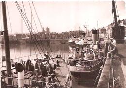 95 DIEPPE L Avant Port - Dieppe