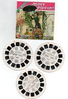 VIEW-MASTER Mary Poppins + Livret, Visionneuses Stéréoscopiques......B010320 - Visionneuses Stéréoscopiques
