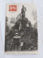 Constantine ( Statue Du Maréchal Vallée) Le 01 03 1912 Algérie - Constantine