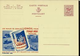 Publibel Neuve N° 2094 (Huiles : LIONOIL Pour Tous Vos Moteurs ) - Enteros Postales
