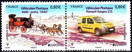 Europa Cept - 2013 - France - (The Postman) ** MNH - 2013