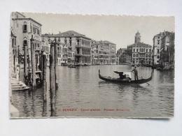 VENEZIA - Canal Grande - Palazzo Browning - Venezia