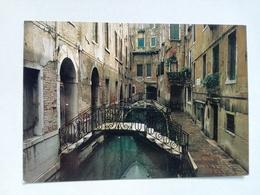 VENEZIA - Rio Del Rimedio - Venezia