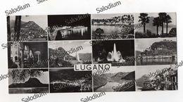 LUGANO - XXL Card - Big Format - TI Tessin