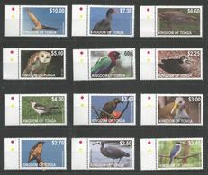 KINGDOM OF TONGA - MNH - Animals - Birds - Oiseaux