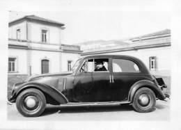 "09083 ""FIAT 1500 A"" ANIMATA. FOTO ORIG. - Cars"