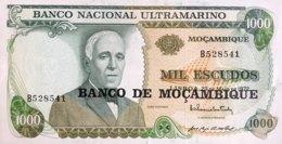 Mozambique 1.000 Escudos, P-119 (1976) - UNC - Mozambique