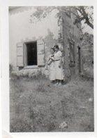 """Gr03V  04 Riez Photo Annotée """"Riez Le Cabanon"""" à Situer Années 30/40 - Autres Communes"""