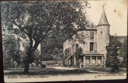 Cpa, Hamoir, Château Des Vieux-Fourneaux, écrite En 1904, édit Brisbois-Lhoest, Belgique - Hamoir