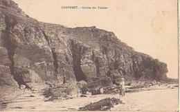 Carteret   833       Grottes Des Falaises - Carteret