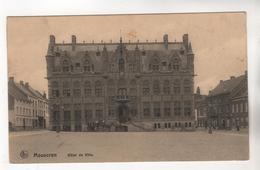 +3871, Weltkrieg 1914-18, Feldpost, Mouscron Im Wallonischen Teil Belgiens - Guerre 1914-18